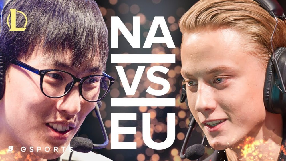 Image result for NA VS EU